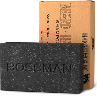 Bossman's 4-in-1 Body, Beard, and Hair Wash and Conditioner