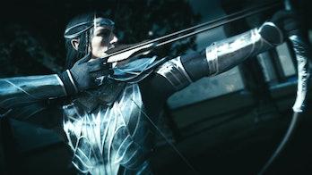 Celebrimbor as seen in Middle-earth: Shadow of Mordor
