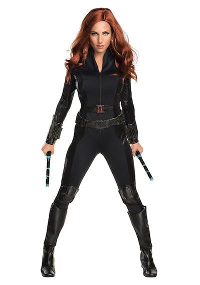 Civil War Black Widow Costume