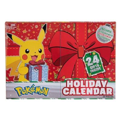 Pokémon Holiday Figure Advent Calendar