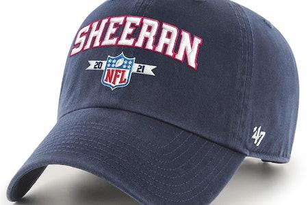 Ed Sheeran NFL Hat