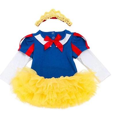 Princess Baby Halloween Costume
