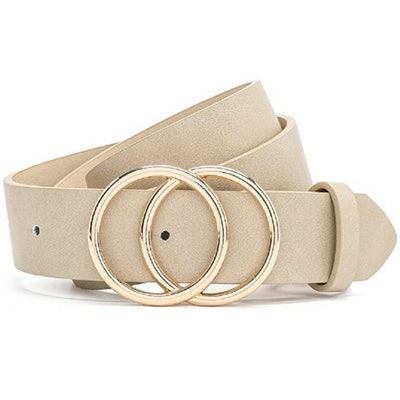 Earnda Leather Belt