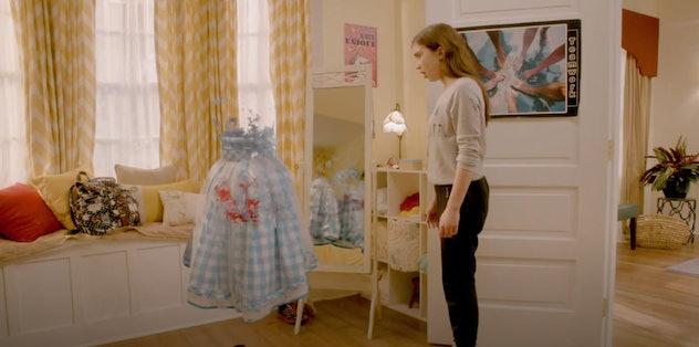Rowan Blanchard stars in Invisible Sister.