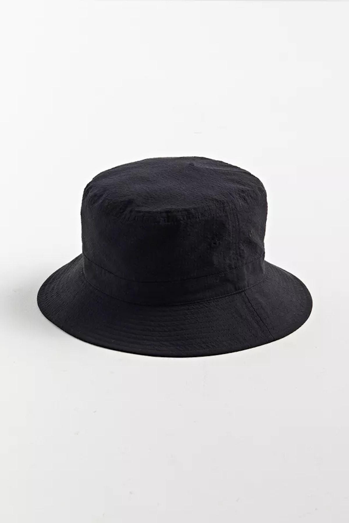 UO Seersucker Bucket Hat