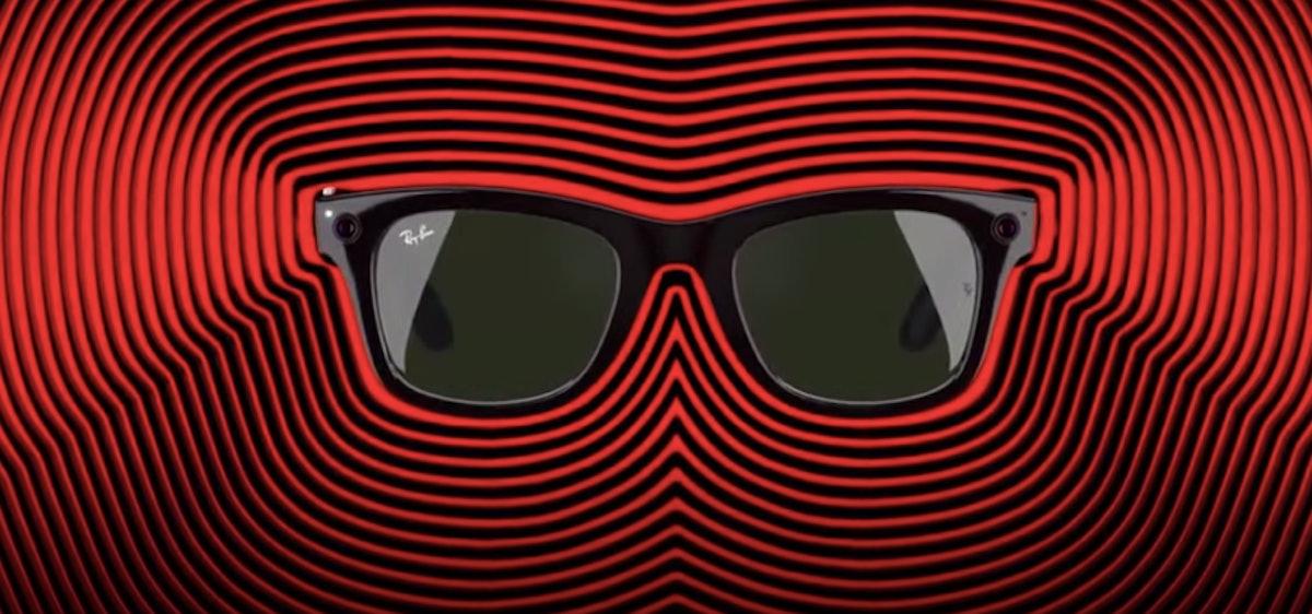 Ray-Ban stories glasses