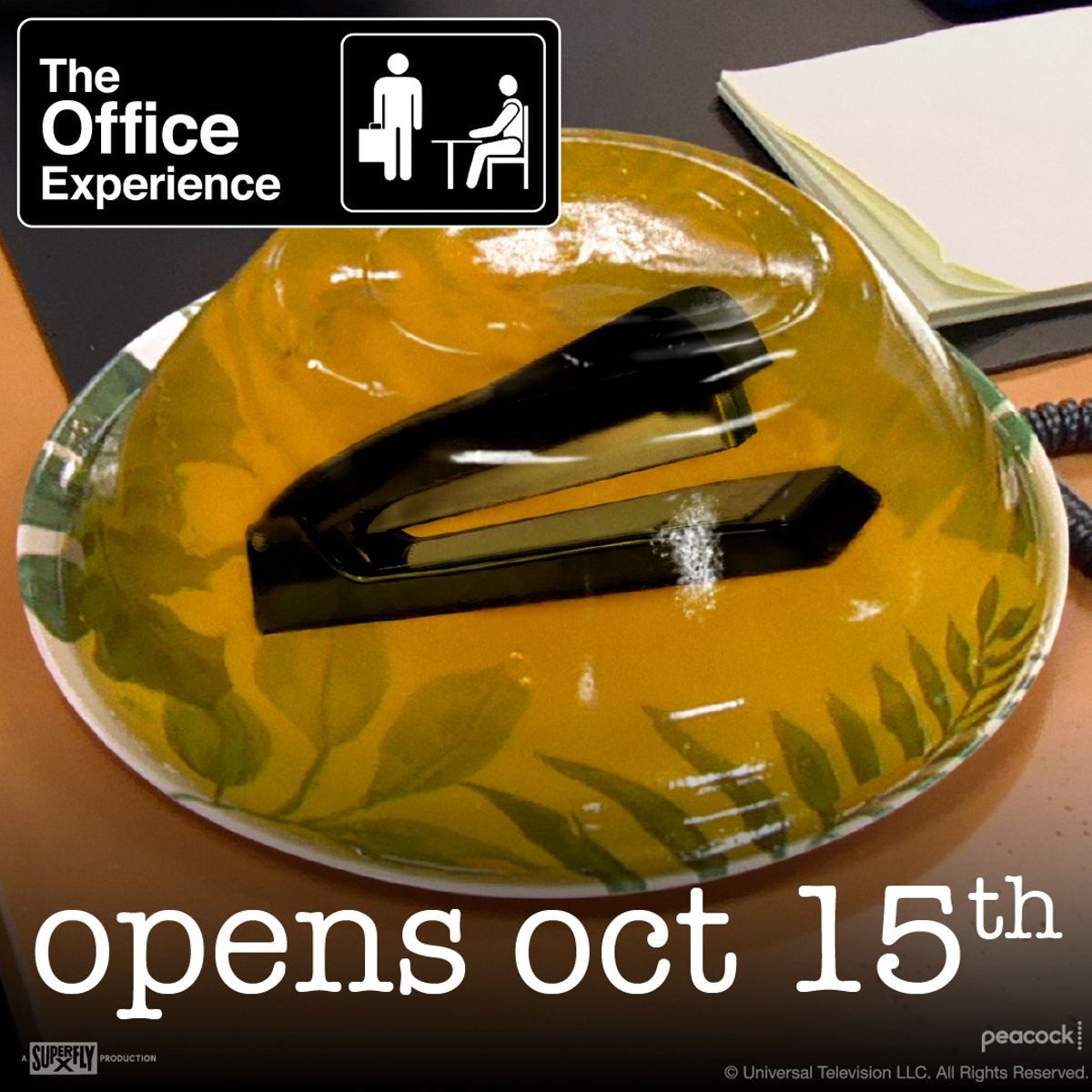 'The Office' Experience is coming to Chicago on Oct. 15.