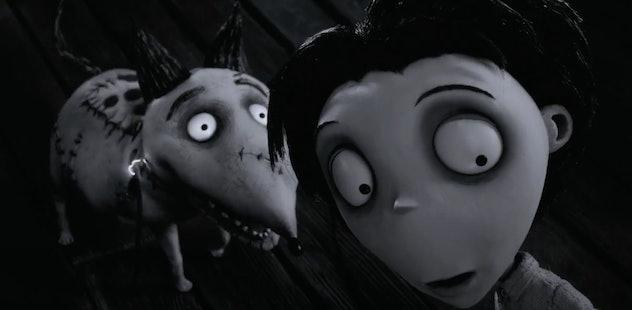 'Frankenweenie' is a movie from Tim Burton.