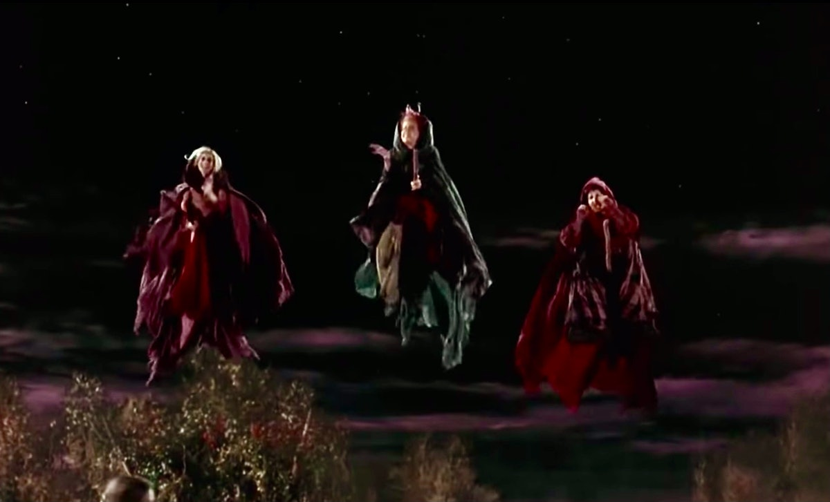 These 'Hocus Pocus' Zoom backgrounds will liven up your calls this October.