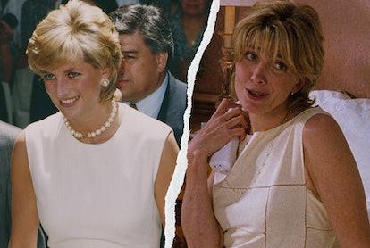 Princess Diana & 'The Parents Trap's Elizabeth James