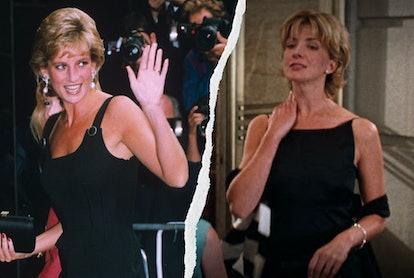 Princess Diana & 'The Parent Trap's Elizabeth James