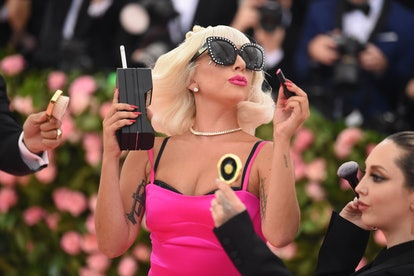 Lady Gaga at the 2019 Met Gala.