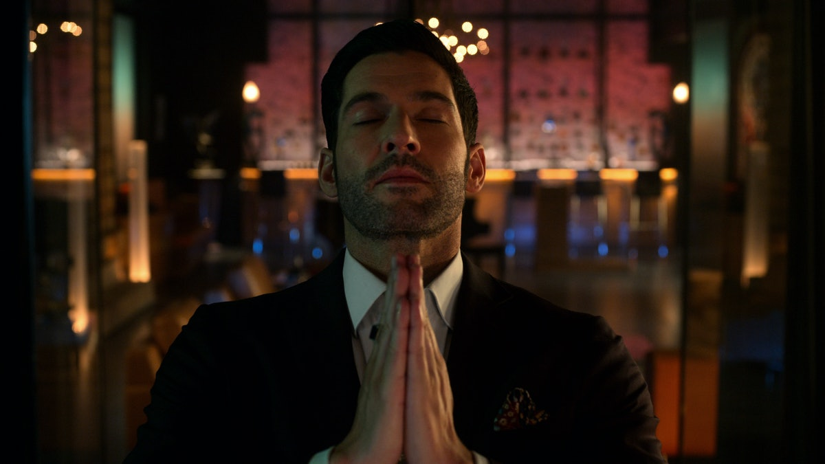 Tom Ellis as Lucifer Morningstar in Netflix's 'Lucifer'