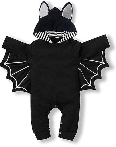 Bat Baby Halloween Costume