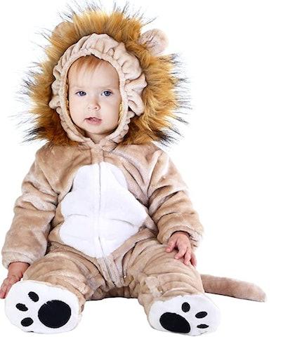 Lion Baby Halloween Costume
