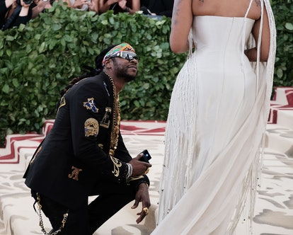 2 Chainz at the 2018 Met Gala.