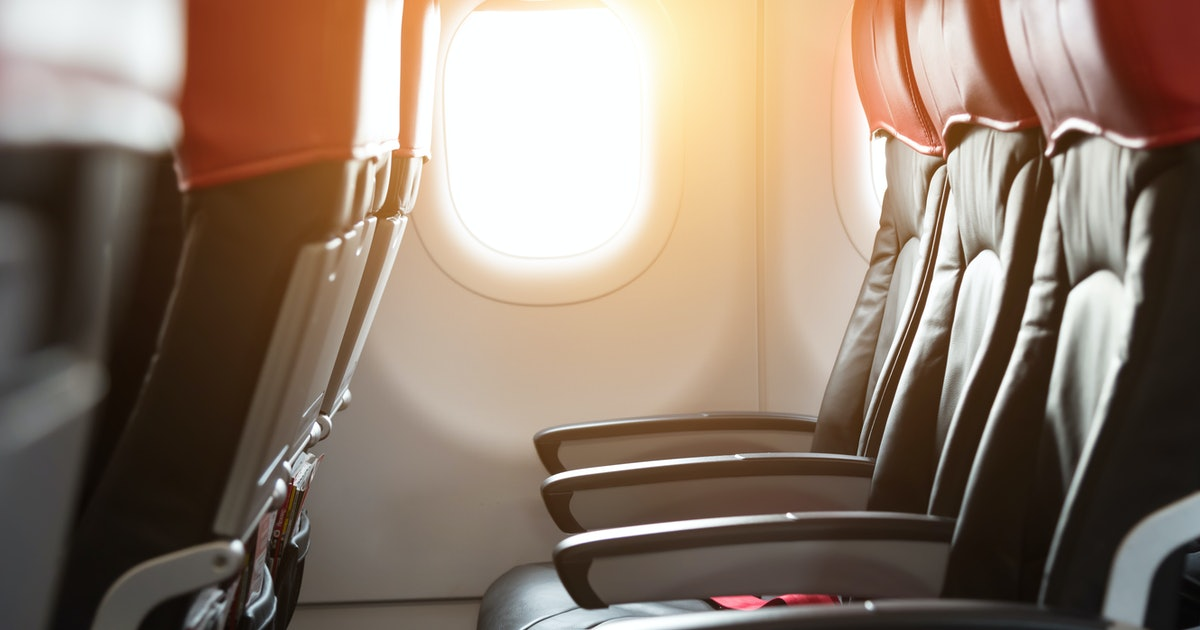 Which U.S. Airline Has The Most Economy Class Legroom? Here's The Lowdown