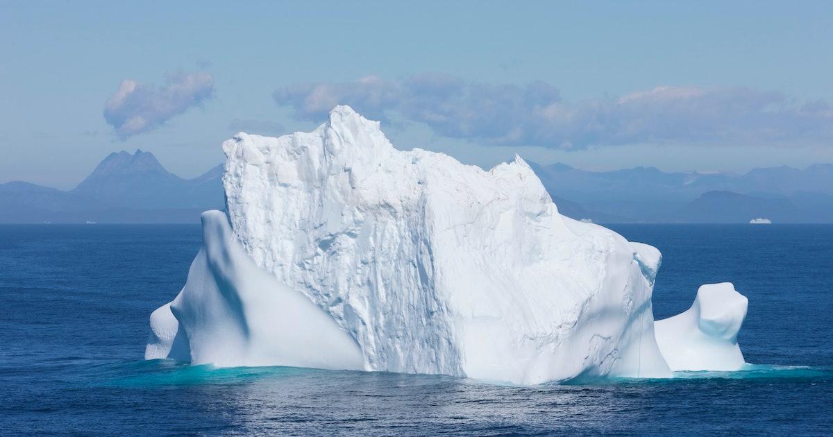 Antarctica iceberg the size of London calves from Amery ice shelf