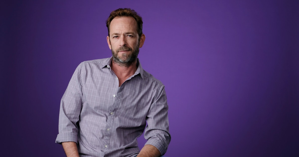 Watch Riverdale's touching Luke Perry tribute for his final episode