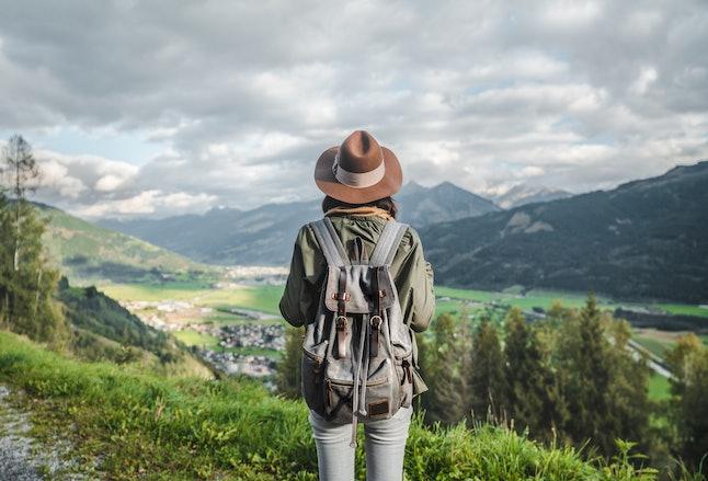 Ask Alexa to play an Amazon folk music playlist if you're feeling a hike.