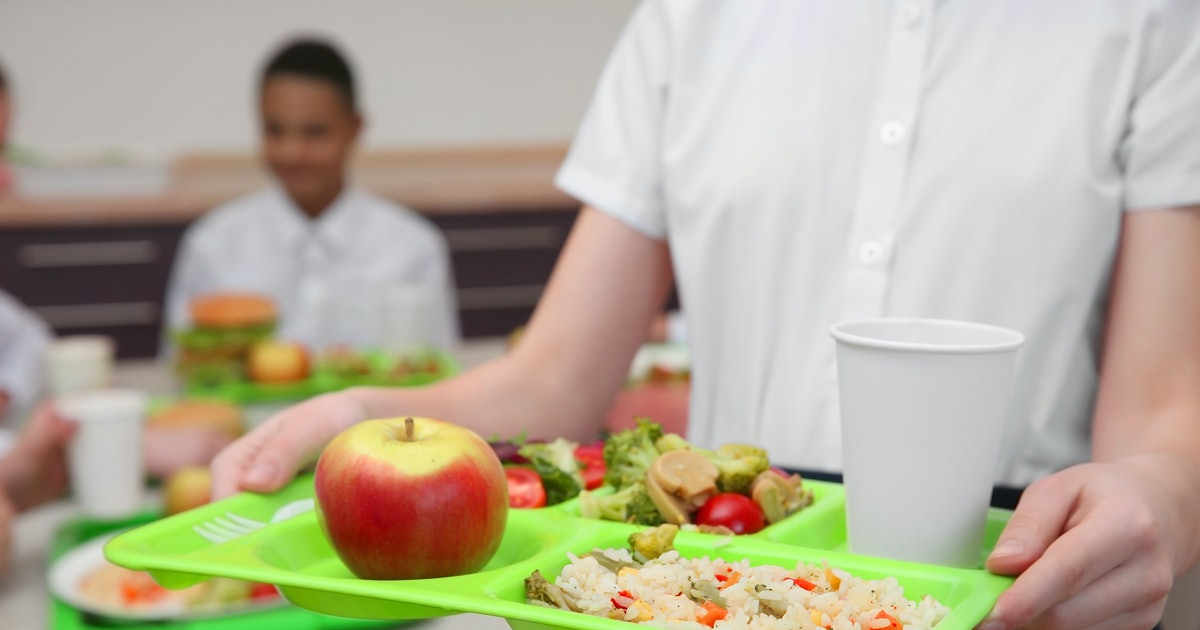 California Bans School Lunch Shaming With New Law Designed To Promote Inclusivity