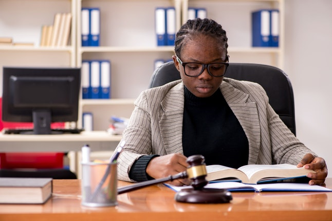 To address the gender imbalance in the law industry, more women need to progress to senior positions