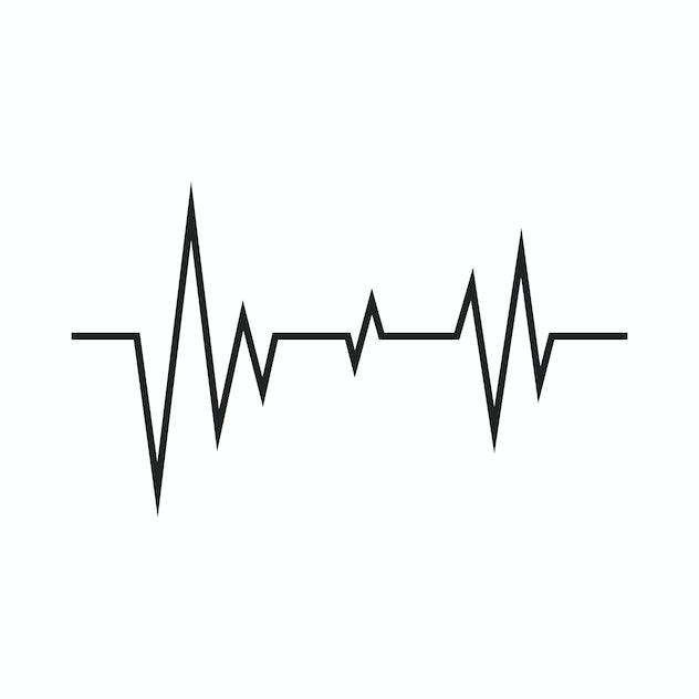 illustration of heartbeat