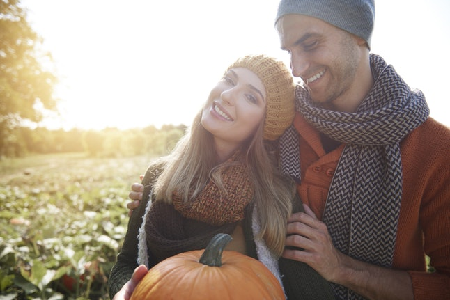 A haunted corn maze is a great date idea that will allow you and your partner to work together.