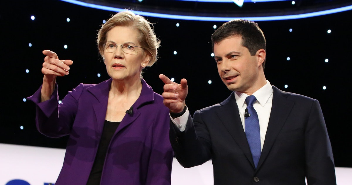 The fourth Democratic debate showed 2020 is about one thing: dreams vs. doability