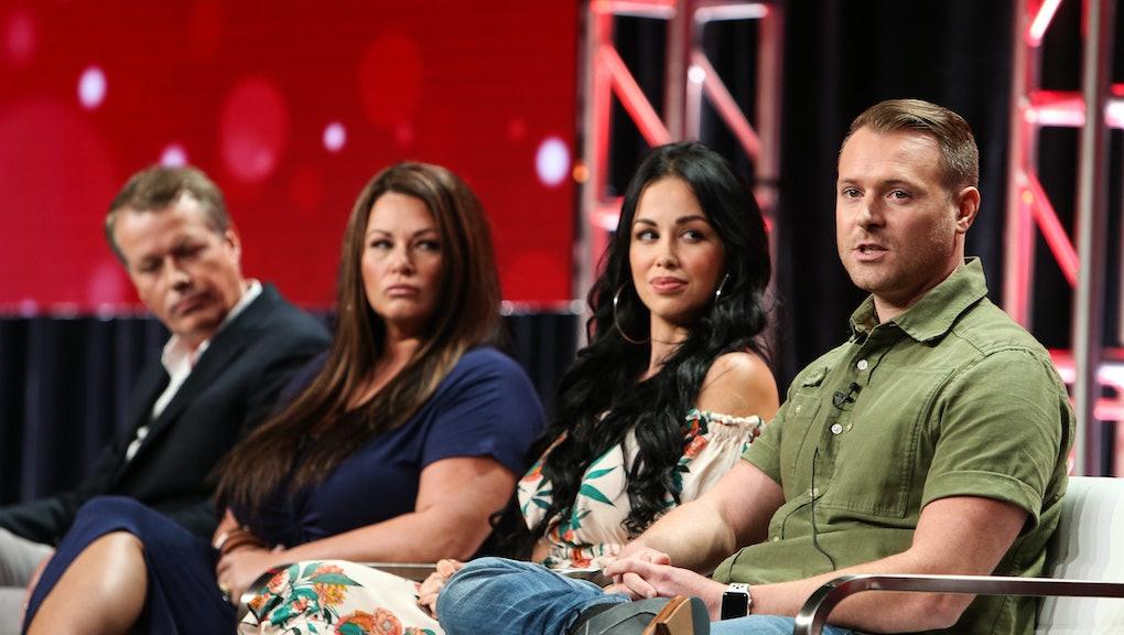 Matt Sharp, Molly Hopkins, Paola Mayfield and Russ Mayfield