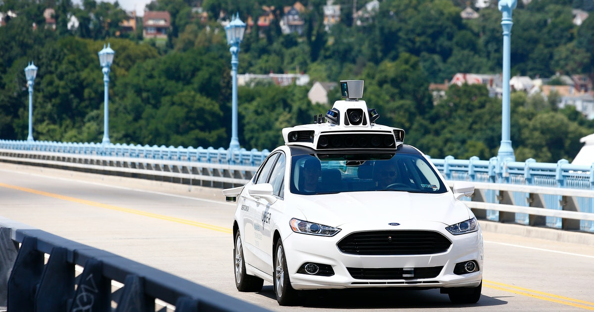 Why self-driving cars haven't disrupted the auto industry like they were supposed to