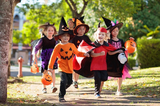 Halloween scavenger hunt ideas are great for celebrating.