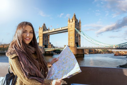 London, England is an ideal vacation destination for first-time solo travelers.