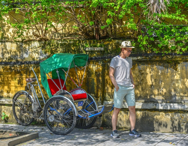 If you are traveling on your own for the first time, Hoi An, Vietnam is a good place to go.