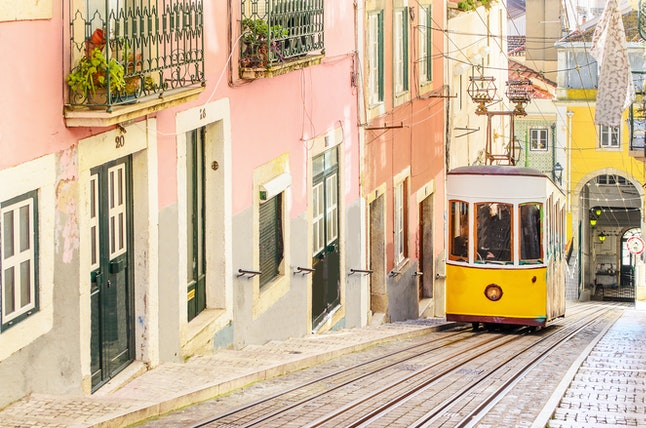 Lisbon, Portugal is an ideal place for solo traveler to visit when traveling alone for the first time.