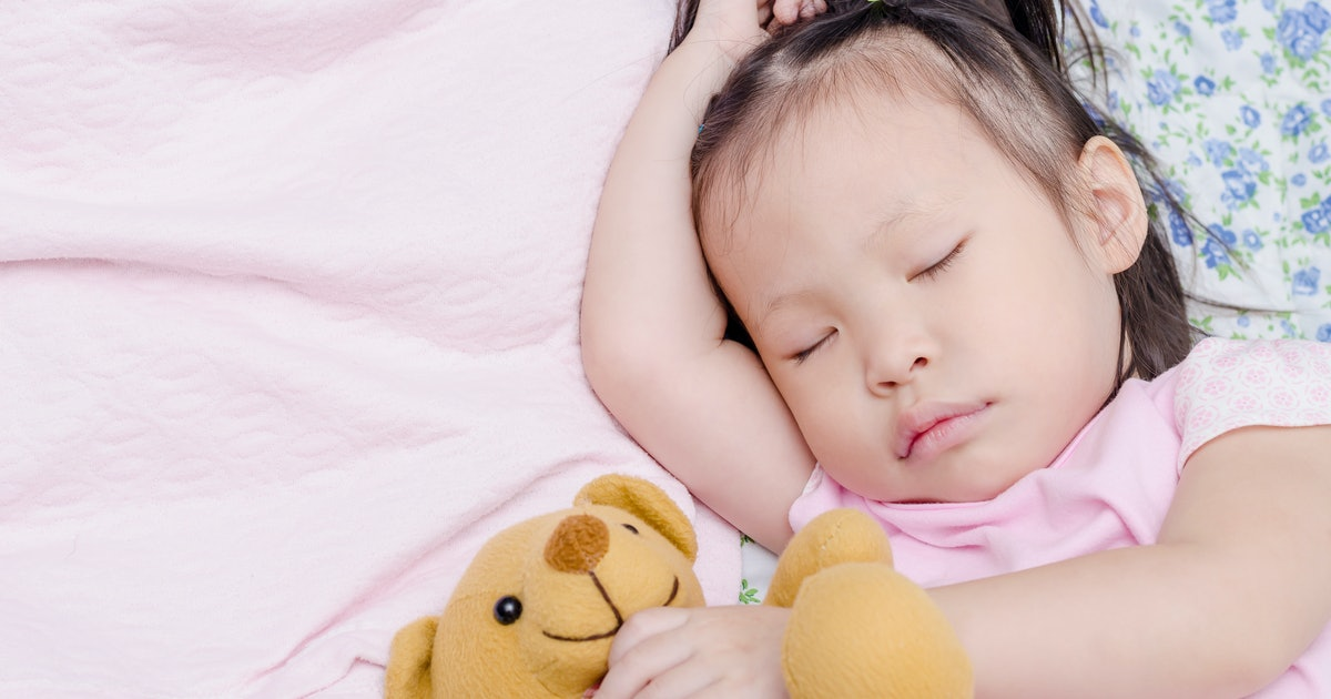 What Do Toddlers Dream About? Experts Say It Depends