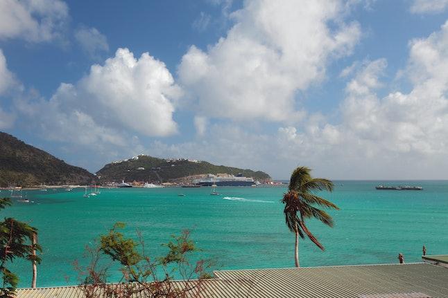 Spend New Year's Eve in Sint Maarten