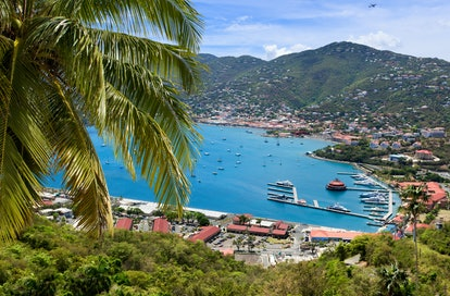 Spend New Year's Eve in St. Thomas, U.S. Virgin Islands