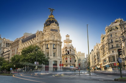 Spend New Year's Eve in Madrid, Spain