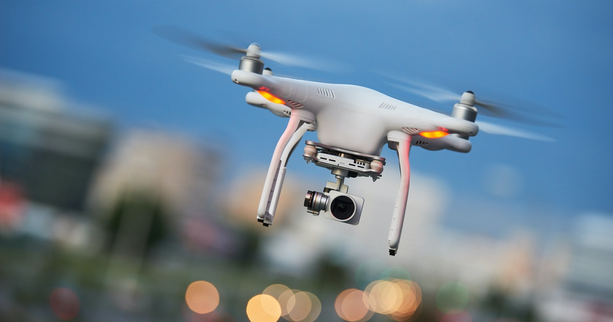 Drones can see using only sound
