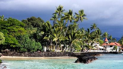Spend New Year's Eve in Kailua Kona, Hawaii