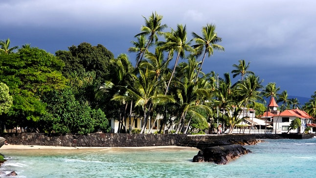 Spend New Year's Eve in Kailua Kona, Hawaii