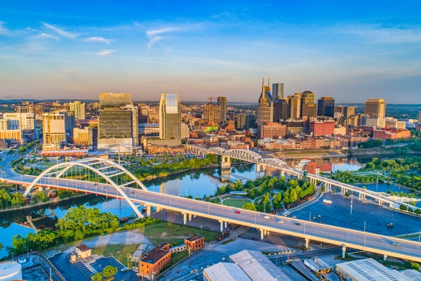 Southwest Airlines' January 2020 Spring Flight Sale has flights as low as $49 to cities like Nashville.