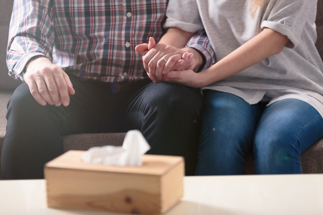 Couples therapy can be a beneficial situation where both parties are heard by an unbiased outsider.