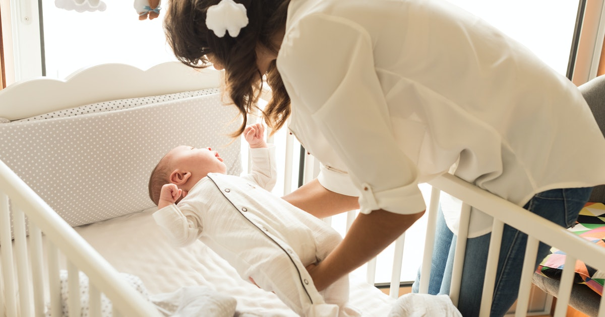 Many Moms Aren't Following Safe Infant Sleep Guidelines, New Study Shows