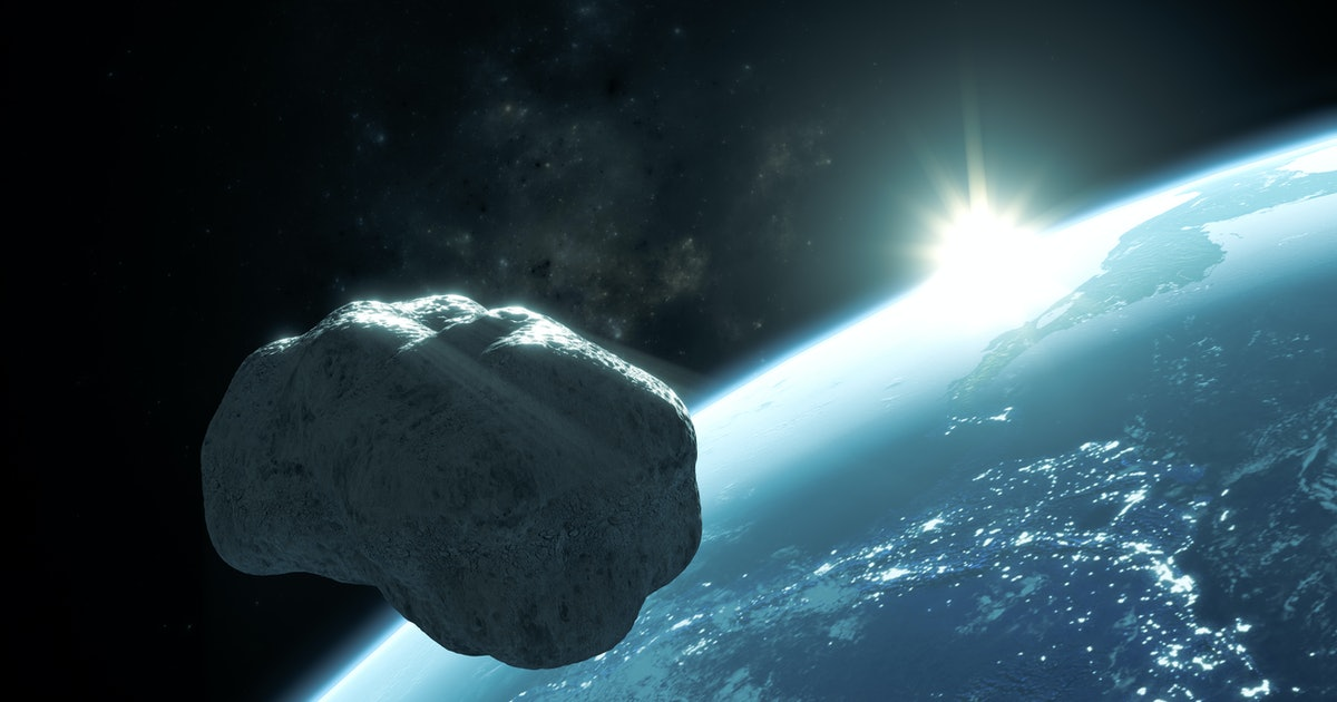 Asteroid that killed the dinosaurs also acidified the world's oceans, new research says