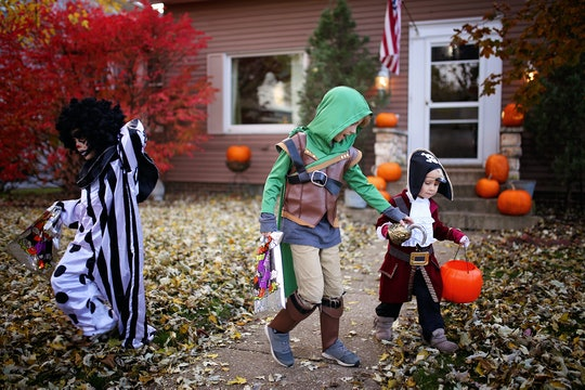 National Trick Or Treat Day is officially on the calendar now and it's on on Oct. 31.