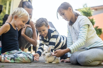 Kids with lots of siblings have a lot of practice with social skills like sharing, taking turns, and empathy.