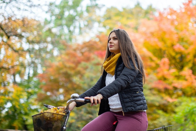 Doing outdoors activities is a great way to spend Mercury retrograde autumn 2019