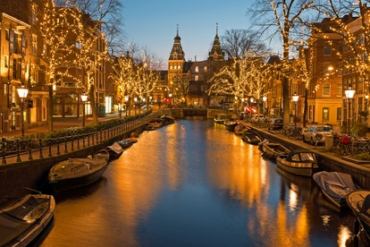 If you are looking for the best winter getaway, Christmas time in Amsterdam, in the Netherlands, is perfect.